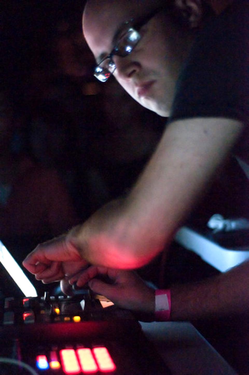 Scott Pagano Performing