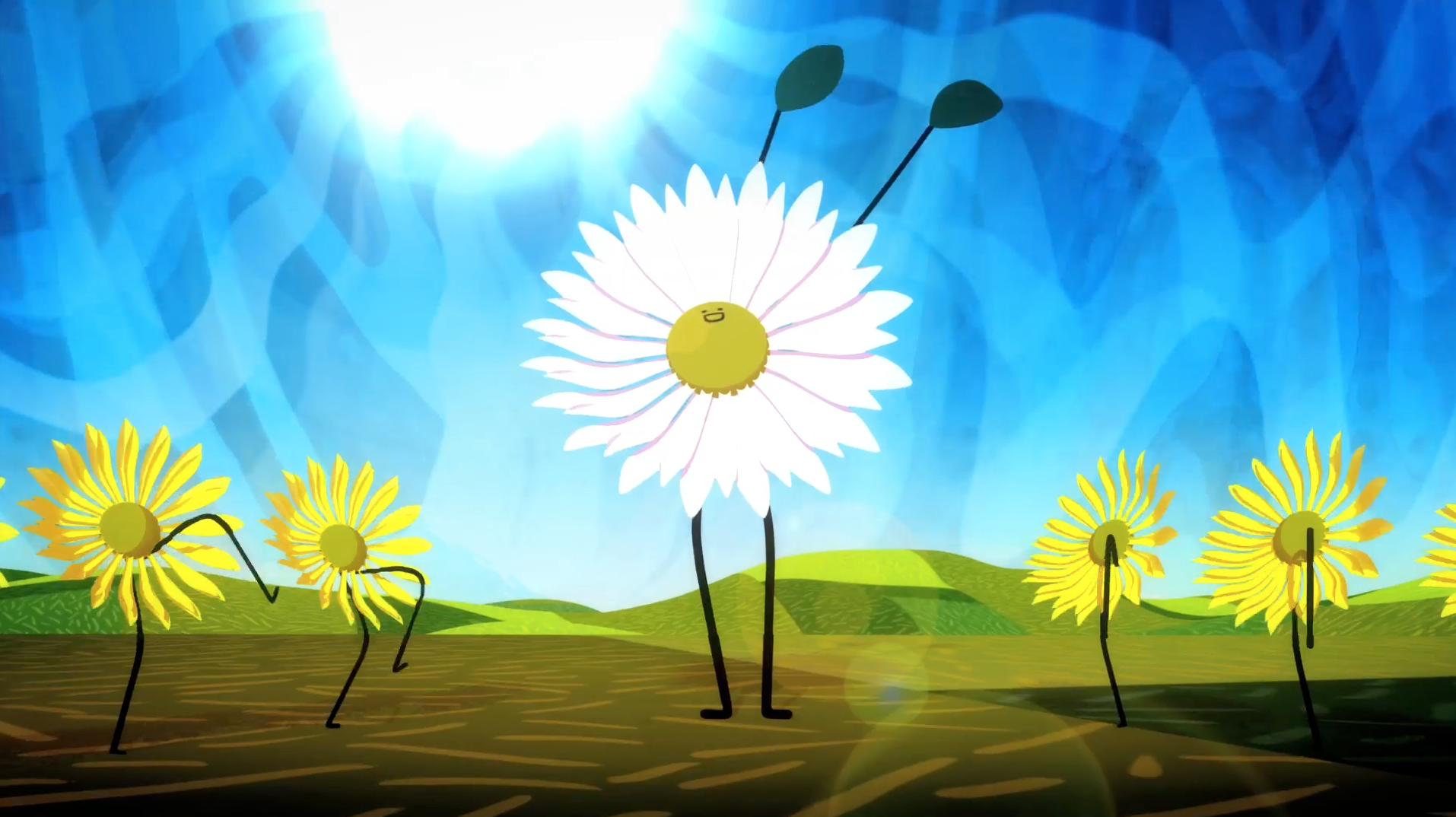 Animation by Dan Wilson with elements by Robert Calcagno