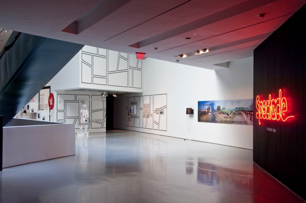 Wide view of the exhibit. Photo Credit: Tony Walsh for the Contemporary Arts Center